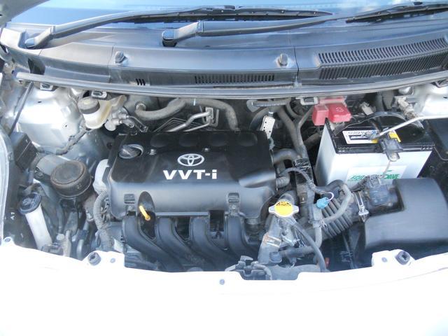 トヨタ ヴィッツ F 4WD キーレス サイドエアバッグ