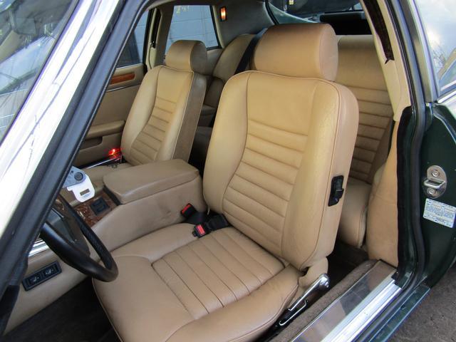 ジャガー ジャガー XJ-S クーペ V12 4灯コンバージョン