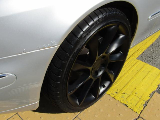 S320 黒革シート 19インチAW(11枚目)
