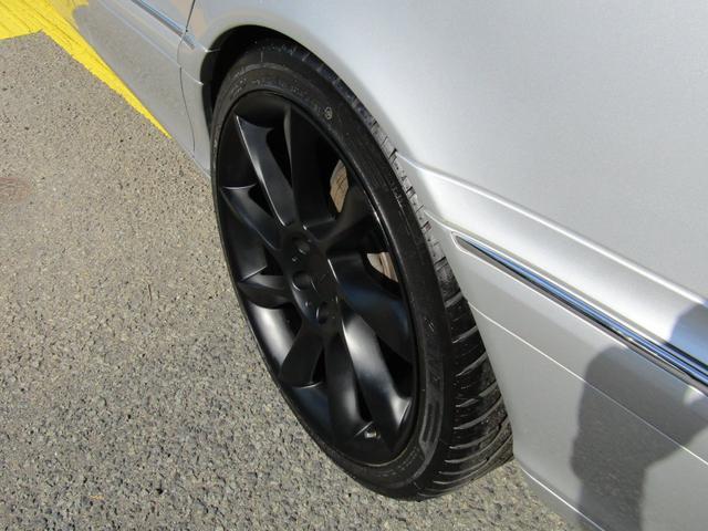 S320 黒革シート 19インチAW(13枚目)