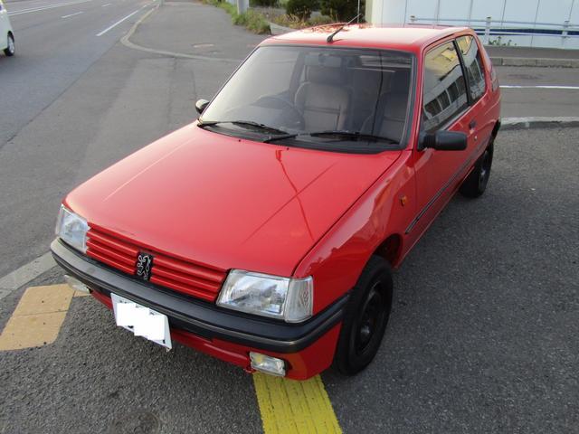 「プジョー」「205」「コンパクトカー」「北海道」の中古車10