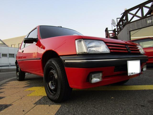 「プジョー」「205」「コンパクトカー」「北海道」の中古車21