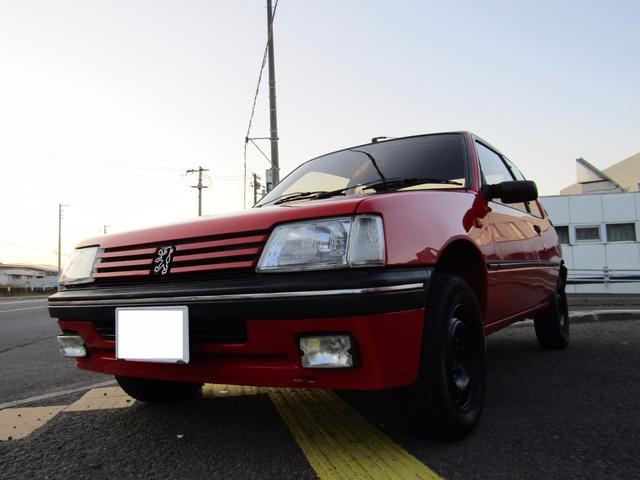 「プジョー」「205」「コンパクトカー」「北海道」の中古車22