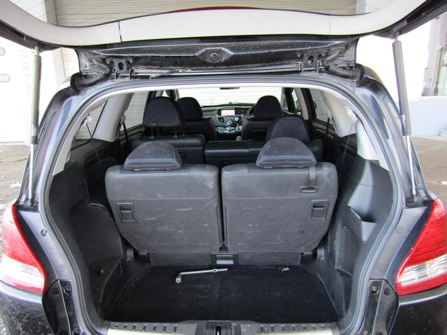 ホンダ オデッセイ アブソルート 4WD エアロ
