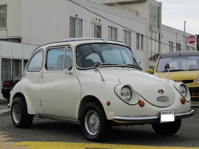 「スバル」「360」「軽自動車」「北海道」の中古車6