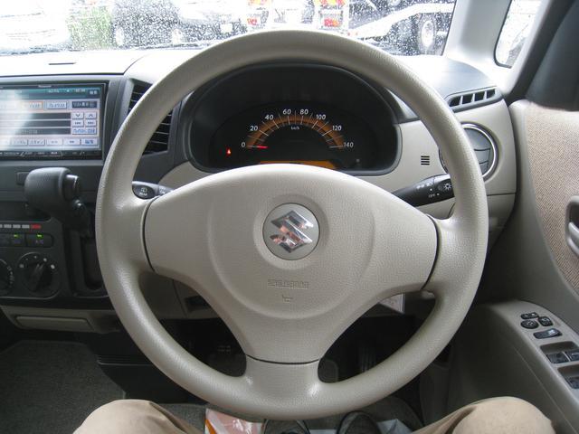 G 4WD ワンオーナーHDDナビ(13枚目)