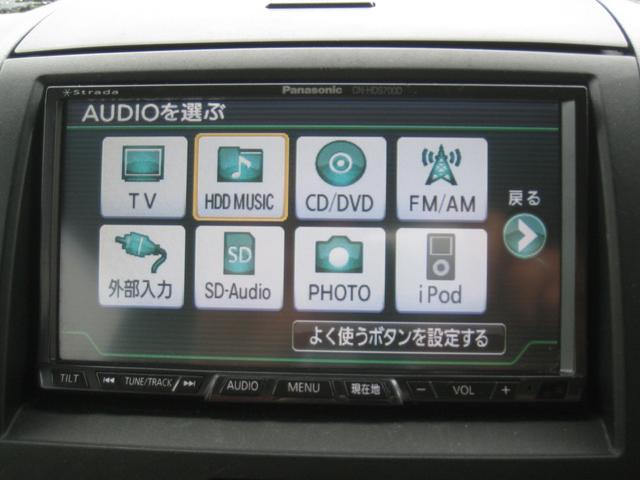 G 4WD ワンオーナーHDDナビ(15枚目)