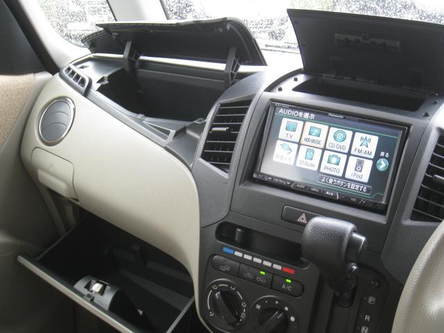 G 4WD ワンオーナーHDDナビ(17枚目)