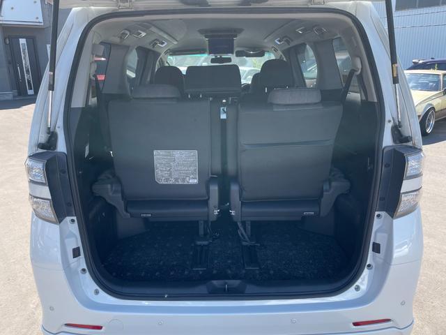 ZR 4WD ワンオーナー スマートキー SDナビTV バックカメラ モデリスタエアロ リアモニター パワーシート ETC HID(47枚目)