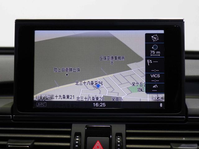 アウディ アウディ A6 2.8FSIクワトロ LEDヘッドライト BOSEサウンド