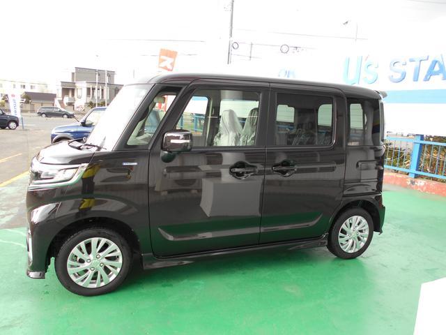 「スズキ」「スペーシア」「コンパクトカー」「北海道」の中古車3