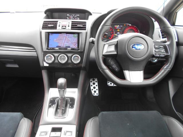 ◆車を操作することを重視した運転席周り◆機能的に配置された操作系は人と車の一体感を大切にしています。