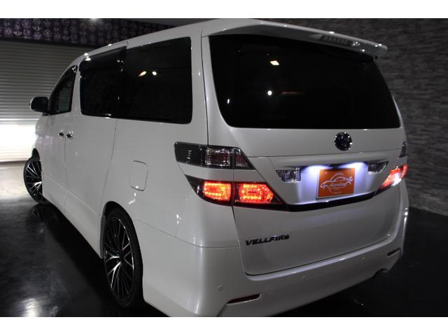 トヨタ ヴェルファイア 2.4ZプラチナS-II ツインナビTV 4WD 外20AW