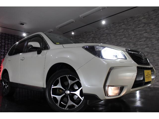 スバル フォレスター 2.0XTプレミアムS アイサイト 黒本革Pシート 4WD