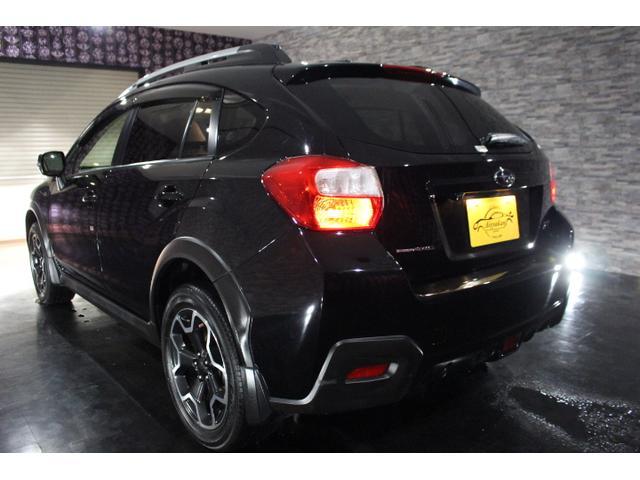 スバル インプレッサXV 2.0i-L アイサイト ナビTV 4WD 黒レザーシート