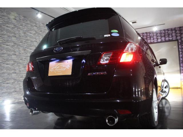 スバル エクシーガ 2.5iアイサイト ナビTV 4WD ハーフレザー