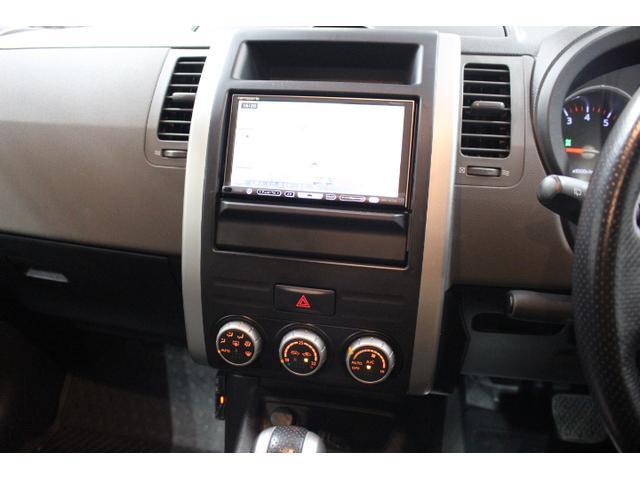 日産 エクストレイル 20X HDDナビTV 4WD インテリキー EGスターター