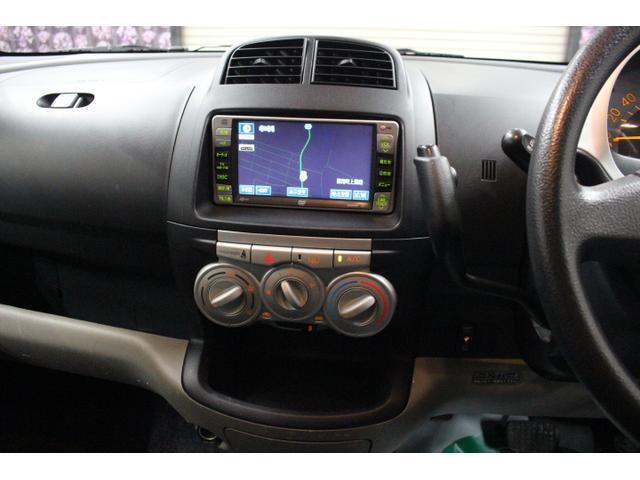 トヨタ パッソ X HIDリミテッド DVDナビ 4WD 寒冷地仕様