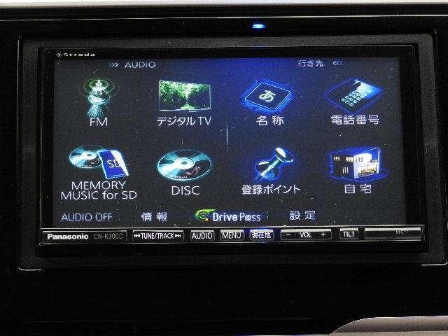 13G・L ホンダセンシング サポカーS ナビ ドラレコ 4WD(3枚目)