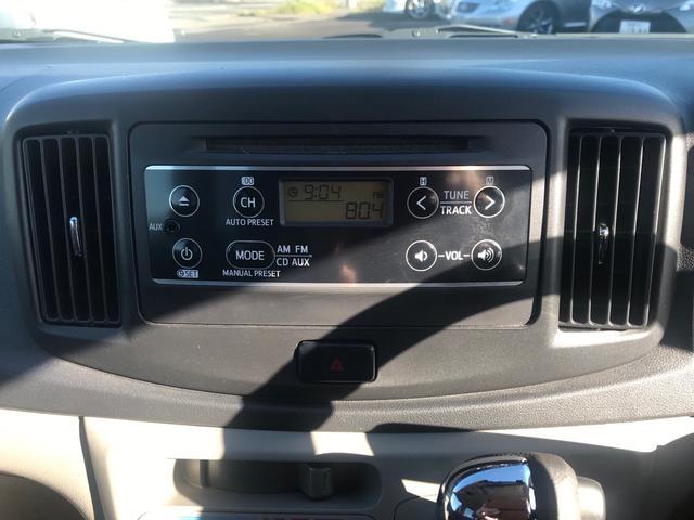 Xf 4WD オートマ キーレス CDチューナー(10枚目)