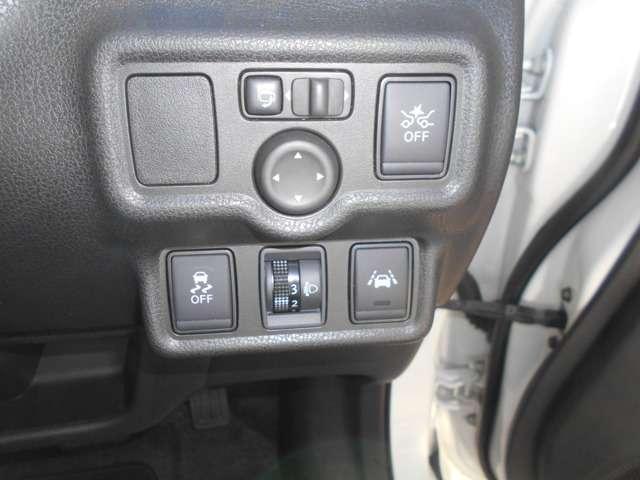 1.2 X FOUR 4WD エマージェンシーブレーキ(4枚目)