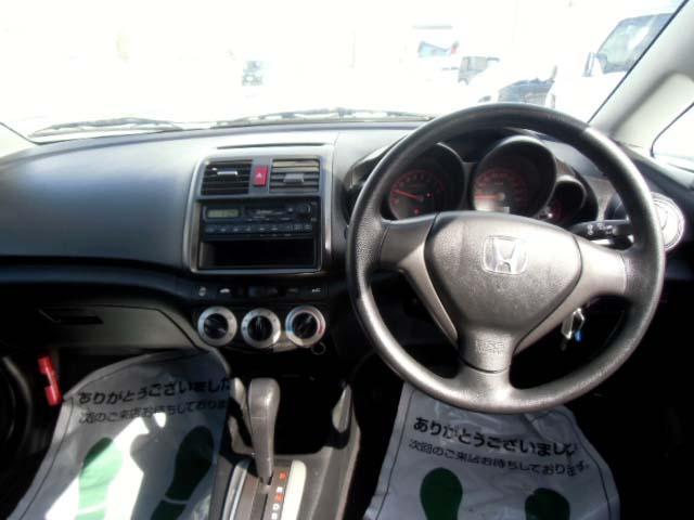 ホンダ エアウェイブ 4WD  1.5G タイベルチェーン交換不要 4ナンバー登録