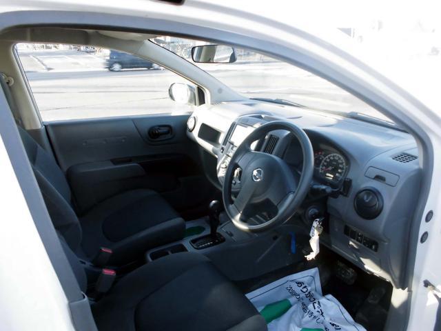 日産 AD 4WD 1.6VE ABS キーレス キャリアー付