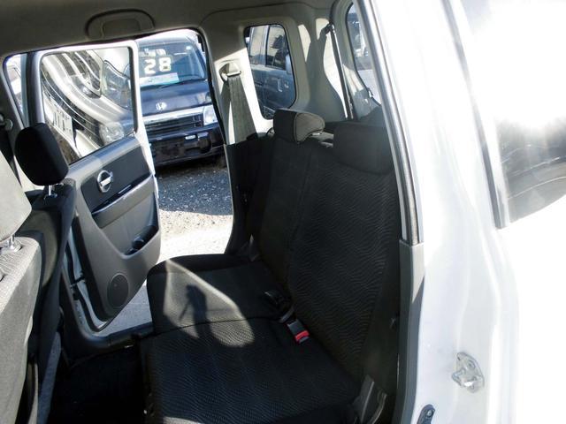 マツダ AZワゴン 4WD カスタムスタイルX ABS 社外アルミ スマートキー