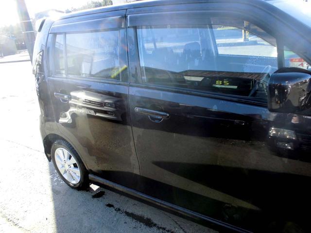 スズキ ワゴンRスティングレー 4WD 660X ABS スマートキー プッシュスタート