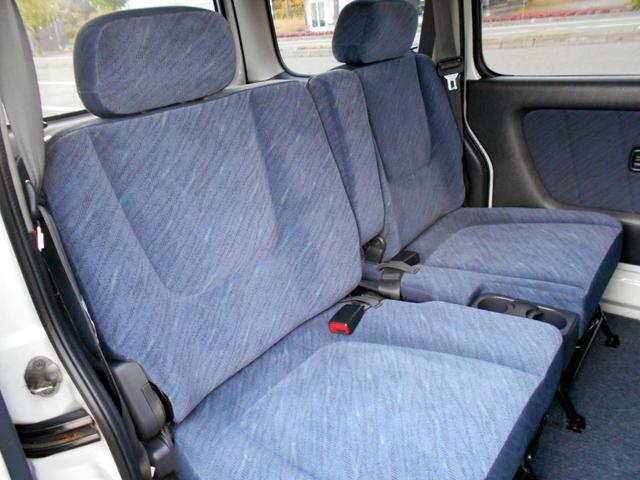 スズキ エブリイワゴン 4WD 660ジョイポップターボPZ ABS 後期型