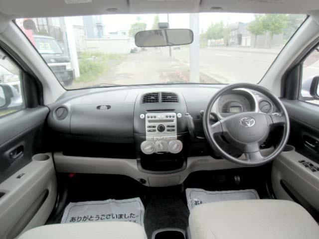トヨタ パッソ 4WD 1.0G