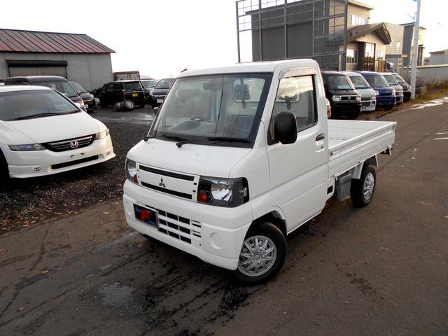 三菱 ミニキャブトラック 切替式4WD トラック