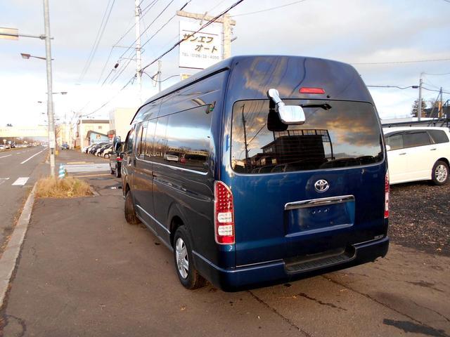 トヨタ ハイエースバン 4WD 2.5DT  HDDナビ TV 新品インジェクター