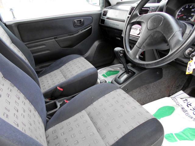 三菱 パジェロミニ 4WD スペシャルカラーエディション VRターボ 限定車