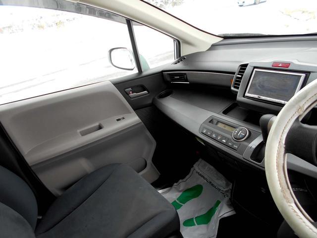 ホンダ フリード 4WDGエアロ Lパッケージ 電動ドア ナビTV 夏冬タイヤ
