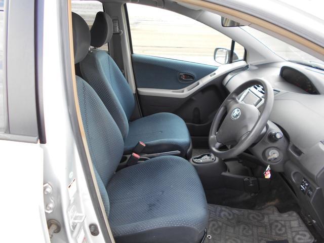 トヨタ ヴィッツ 4WD 1.3F タイミングベルトチェーン