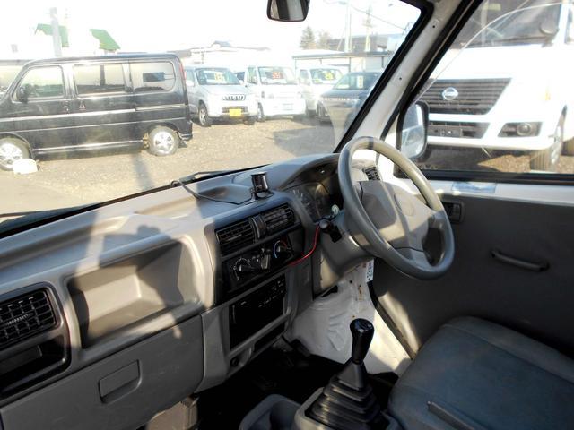 4WD 660SD 夏冬タイヤ付(17枚目)