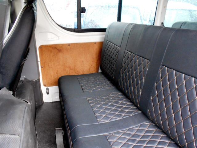 4WD 寒冷地仕様リアヒーター 4型仕様 20AW 9人乗り(20枚目)
