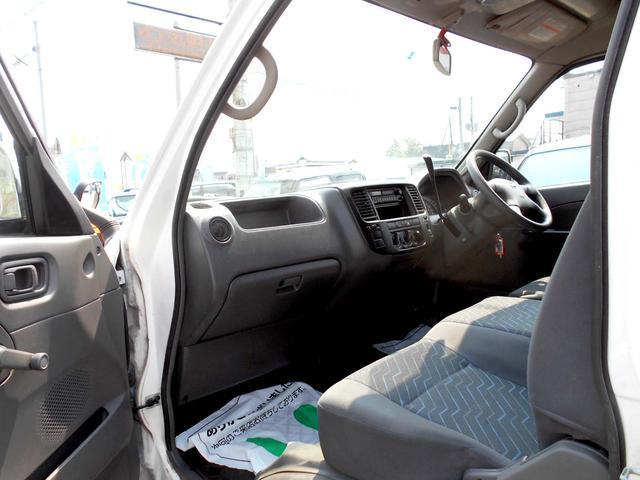 4WD 3.0DT スーパーロング DXターボ 9人乗り(15枚目)