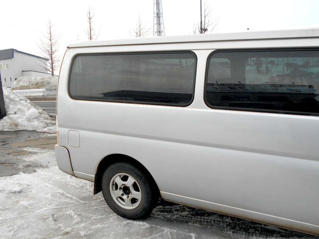 4WD スーパーロングGXターボ リアヒーター&リアクーラー(9枚目)