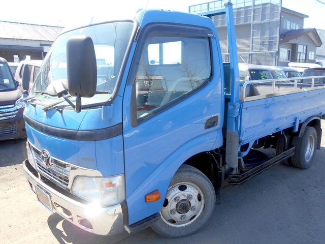 切替式4WD 4.0DT 2トン セミロングフルジャストロー(3枚目)