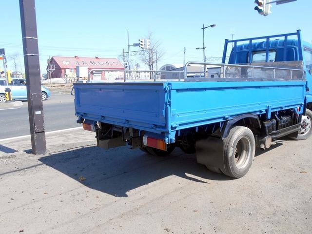 切替式4WD 4.0DT 2トン セミロングフルジャストロー(9枚目)