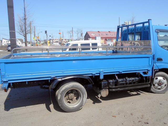 切替式4WD 4.0DT 2トン セミロングフルジャストロー(15枚目)