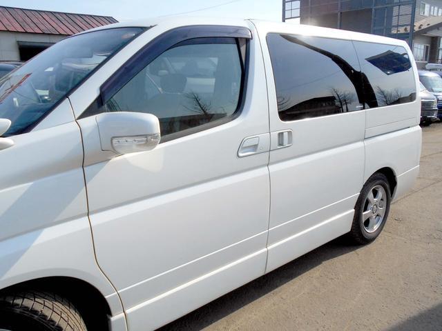 「日産」「エルグランド」「ミニバン・ワンボックス」「北海道」の中古車3