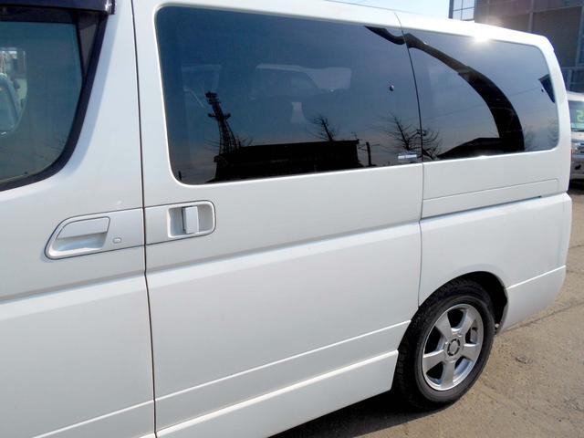 「日産」「エルグランド」「ミニバン・ワンボックス」「北海道」の中古車4