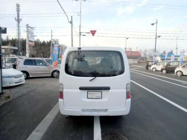 4WD 3.0ディーゼルターボ ロングDX 6人乗り(6枚目)