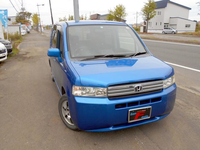 「ホンダ」「モビリオスパイク」「ミニバン・ワンボックス」「北海道」の中古車9