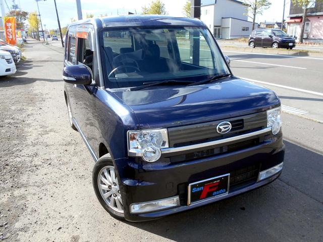 「ダイハツ」「ムーヴコンテ」「コンパクトカー」「北海道」の中古車9