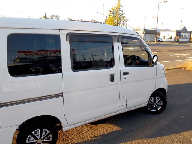 「ダイハツ」「ハイゼットカーゴ」「軽自動車」「北海道」の中古車9
