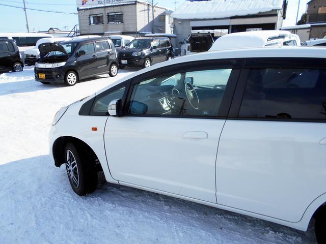 「ホンダ」「フィット」「コンパクトカー」「北海道」の中古車6